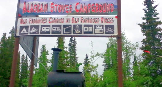 Alaskan Stoves Campground photo
